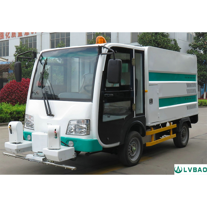 4 Wheel Electric Water Flushing Vehicle(Classic)