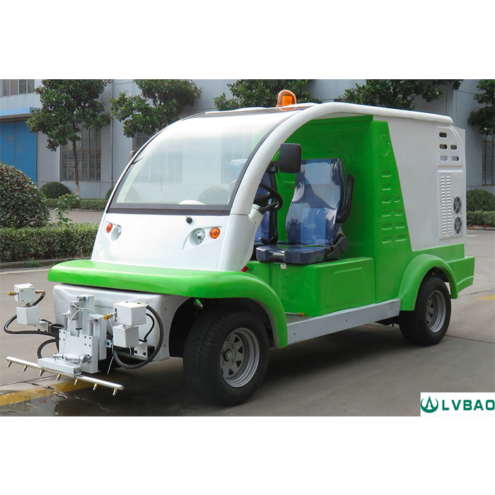 4 Wheel Electric Water Flushing Vehicle(Koala)